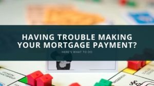 Can't Make Your Mortgage Payment? Here's What to Do