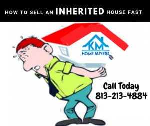 How to Sell Inherited House in the Tampa Bay area with KM Home Buyers