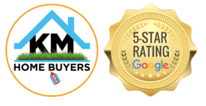 KM Home Buyers - 5 Star Rating on Google