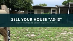 Sell Your House As-Is in Tampa FL