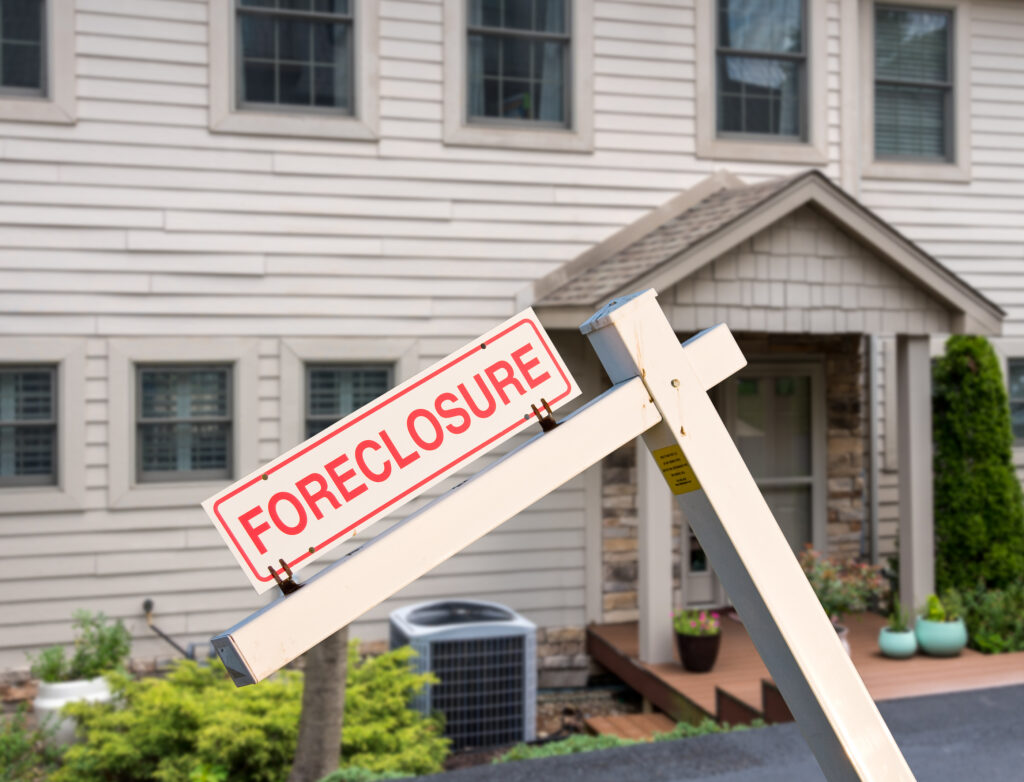 How to Sell a Home in Preforeclosure